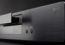 cambridge audio cxuhd ultra hd blu-ray speler