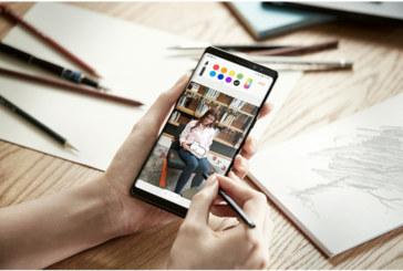 Samsung Galaxy Note 8 met groter scherm en betere camera