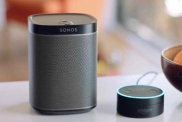 Slimme speaker Sonos met ingebouwde microfoon op 4 oktober?