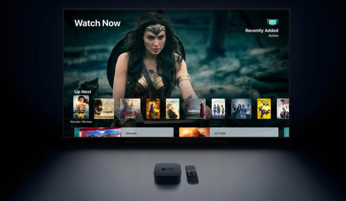 Apple TV 4K mediaspeler