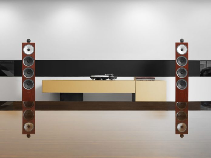 Bowers & Wilkins 700 Series luidsprekers