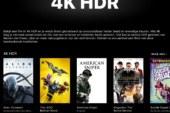 Eerste films in 4K HDR nu beschikbaar in de Apple iTunes Store