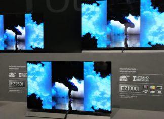 Panasonic EZ1002 OLED 77-inch