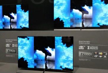 77-inch OLED-televisies bij Sony, Panasonic en LG: groot en hartstikke duur