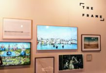 The Frame Samsung 43-inch IFA 2017