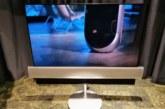 Bang & Olufsen Eclipse televisie: geluid en beeld vormen één geheel