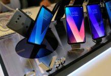 LG V30 smartphone IFA 2017