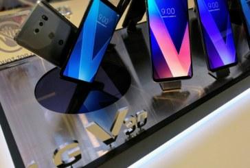 LG V30 smartphone met MQA en dubbele camera met f/1.6 diafragma