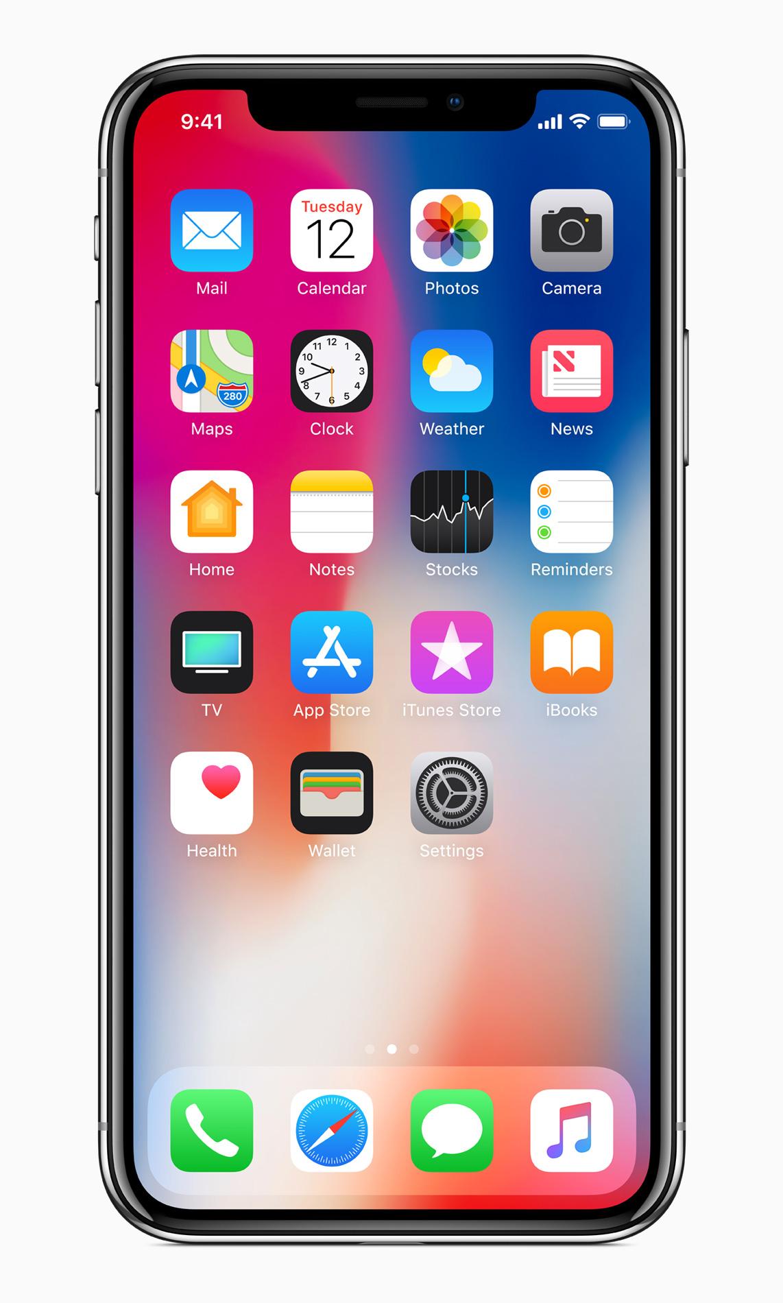 iPhone X: Apple toont nog eens zijn kunnen