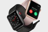 Apple Watch Series 3: minder nood aan een iPhone maar nog niet verkrijgbaar in Benelux