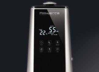Aqua Perfect luchtbevochtiger van Rowenta