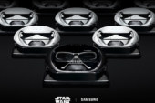 Video: Robotstofzuiger Samsung in Star Wars-thema