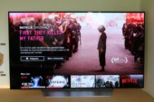 Review: LG OLED55C7V OLED televisie