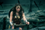 Wonder Woman film review Blu-ray 4K UHD