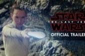 Nieuwe trailer voor 'Star Wars: The Last Jedi'