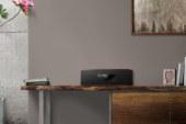 Philips BTB4800 is stijlvolle tafelradio met houten afwerking