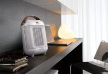 Delonghi keramische bijverwarming