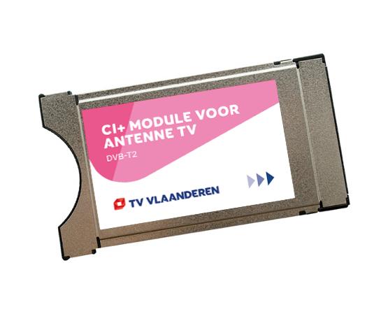 DVB-T2 smartcard
