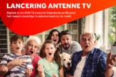 Antenne TV: digitale tv via DVB-T2 vanaf half december 2017