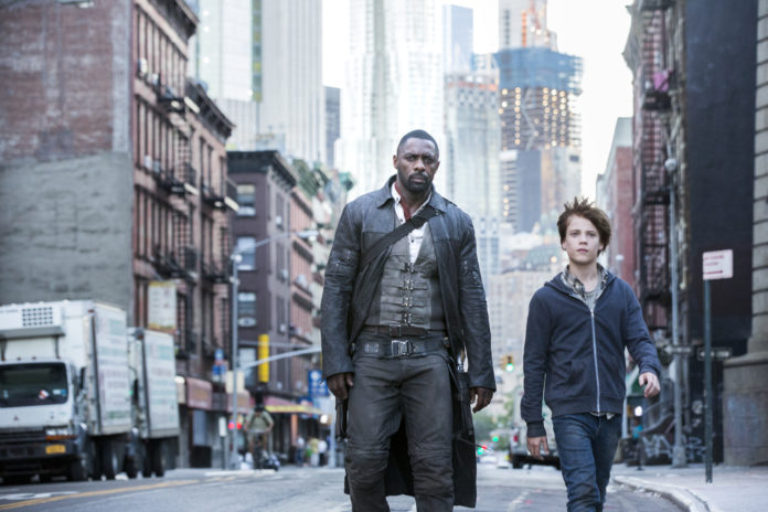 Filmreview The Dark Tower (Blu-ray)