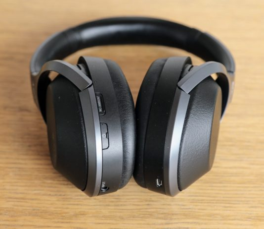 Sony WH-1000XM2 hoofdtelefoon review test