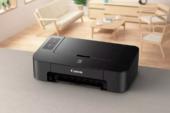 Goedkope thuisprinters bij Canon: Pixma TS205 en TS305