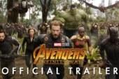 Eerste officiële trailer van Avengers: Infinity War
