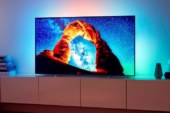 Voici les téléviseurs OLED de Philips pour 2018