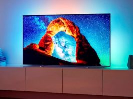 Philips OLED 803 TV