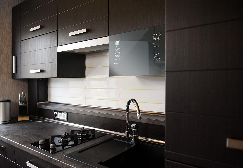 Tv In Keuken : Televisie in je keuken deze oplossing valt amper op