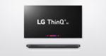 LG W8 ThinQ AI OLED tv