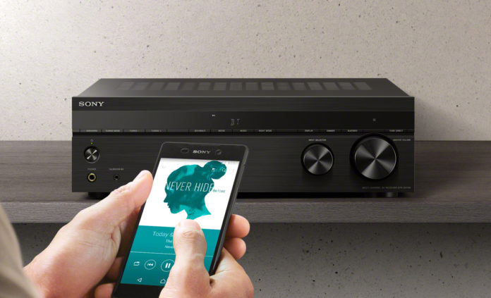 STR-DH790 sony receiver