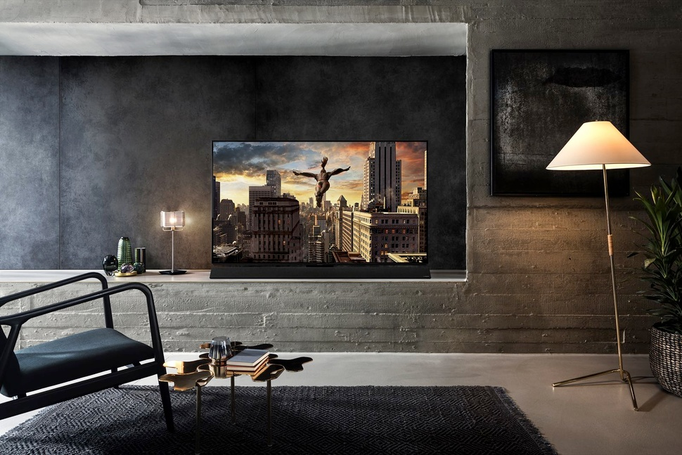 panasonic FZ950 oled tv