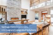 Legrand Integrated Solutions is nieuwe naam voor Vantage EMEA