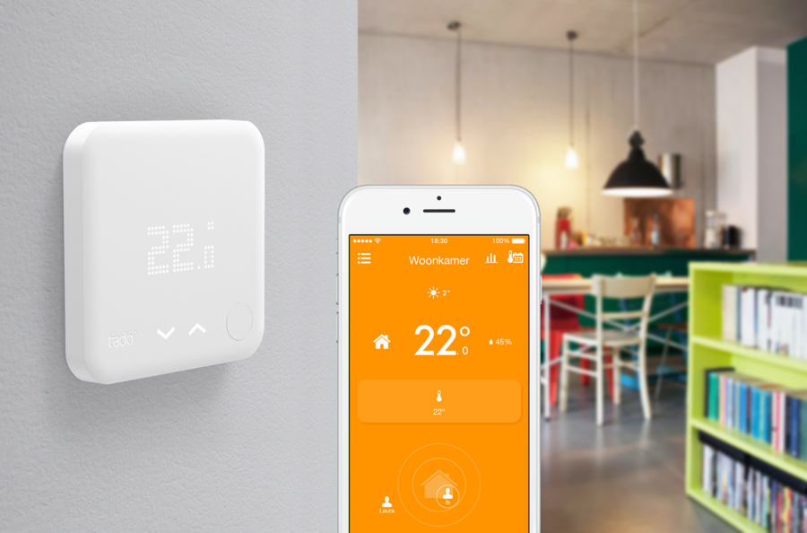 Review Tado Slimme Thermostaat