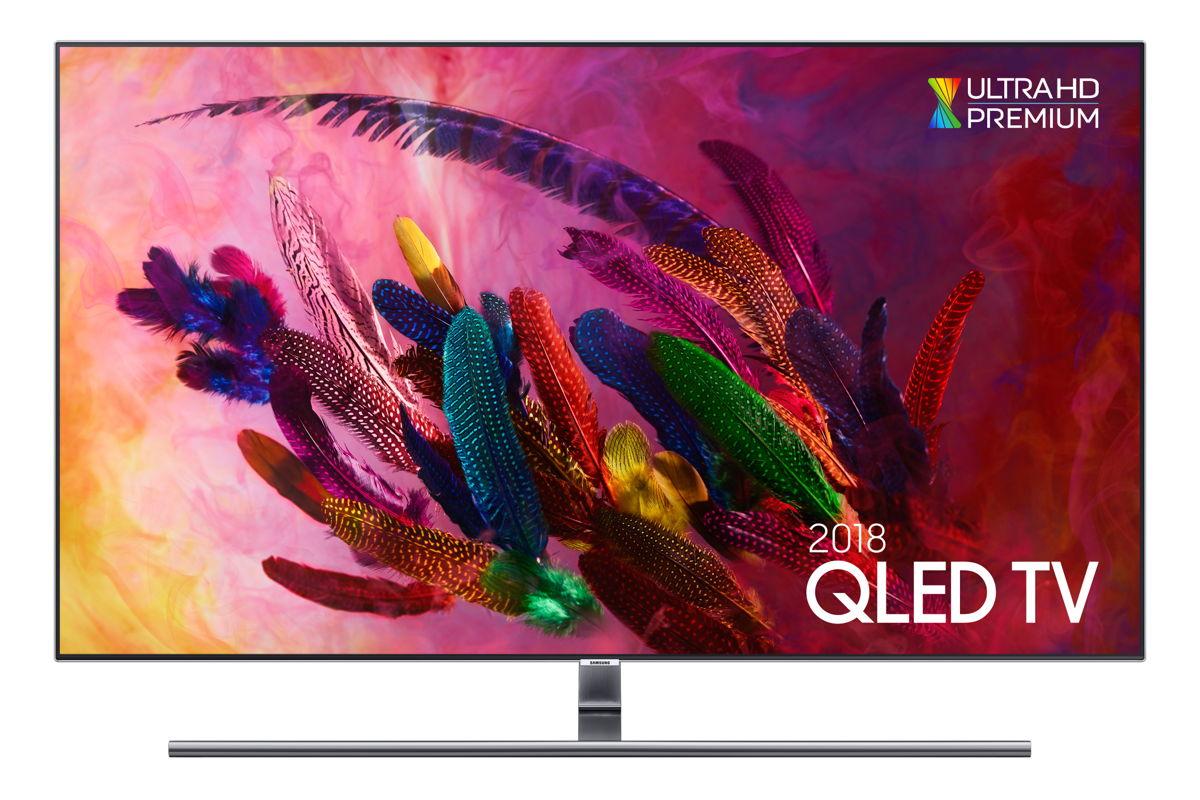 Samsung Q7F QLED TV