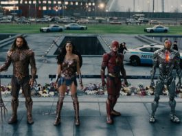 Justice League UHD Blu-ray review