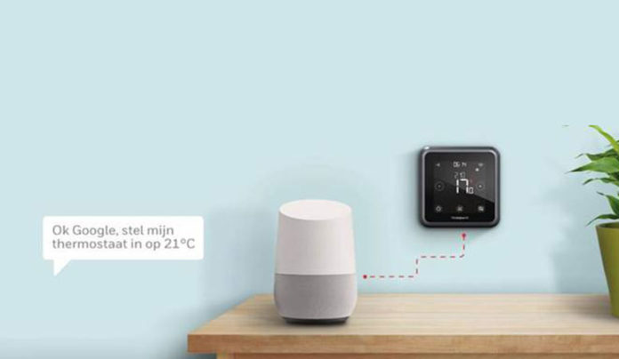 Honeywell Google Home