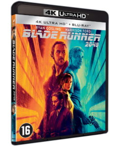 Blade Runner 2049 UHD film review