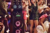 Stevige sound met partyspeaker Sony