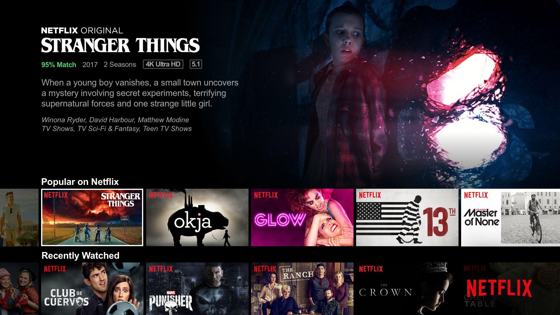 Netflix aansluiting Dating meerdere jongens op hetzelfde moment
