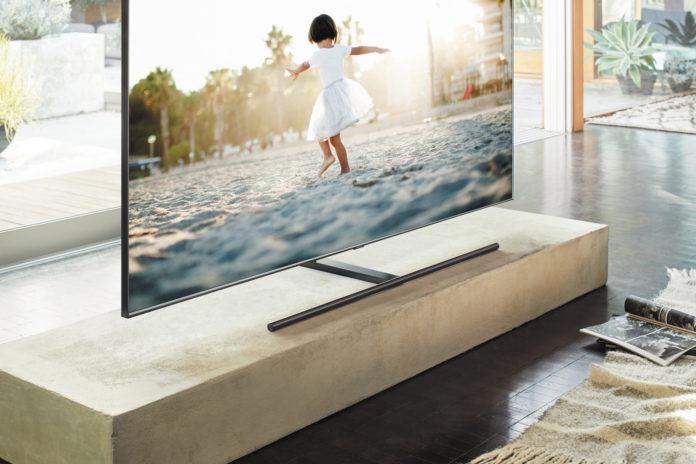 Samsung Q9 QLED tv 2018