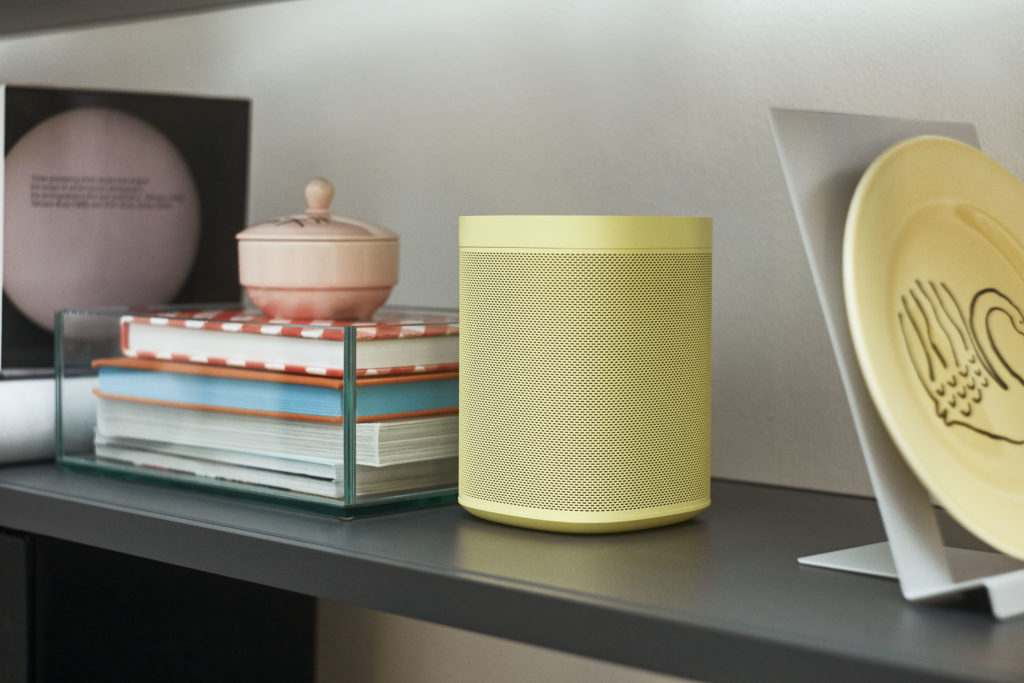 Sonos One HAY Limited Edition