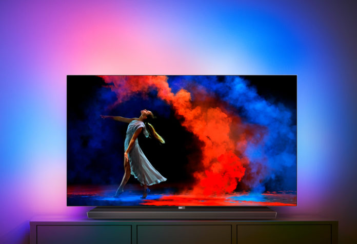 Philips 65OLED973 oled tv review test