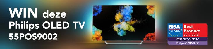 Philips TV wedstrijd