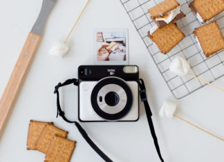 Fujifilm Instax SQ6 Square