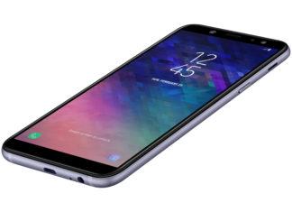 Samsung A6 (2018)