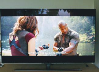 Samsung QE55Q7F (2018) QLED-televisie