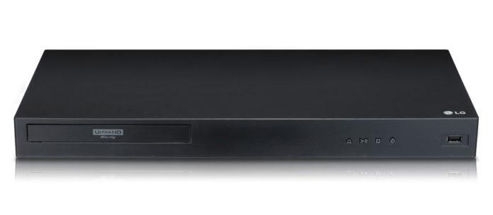 LG UBK90 Ultra HD Blu-ray