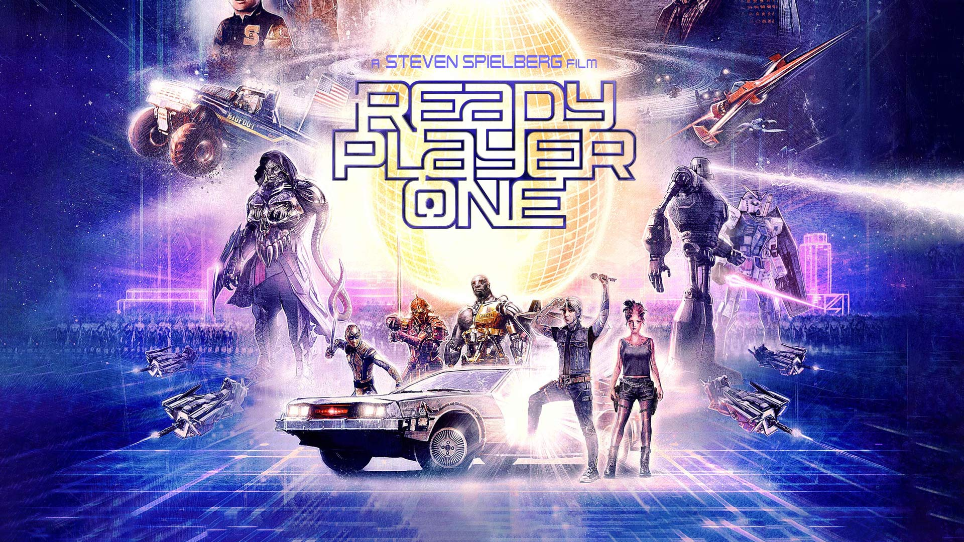 Movie Review – Ready Player One (2018)